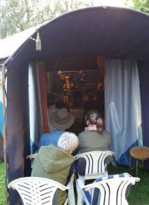 KuiZ- Kultur im Zelt, Friedrichstal